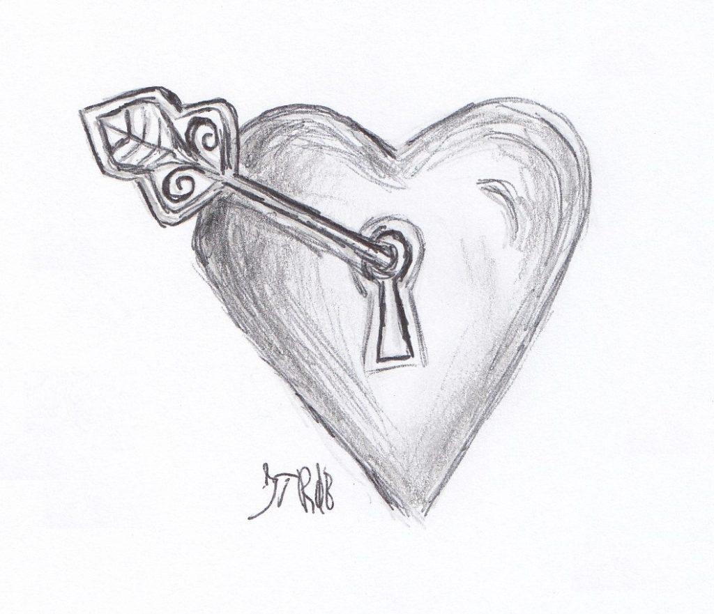 Key of heart, the Poet Tree, jurgen toonen