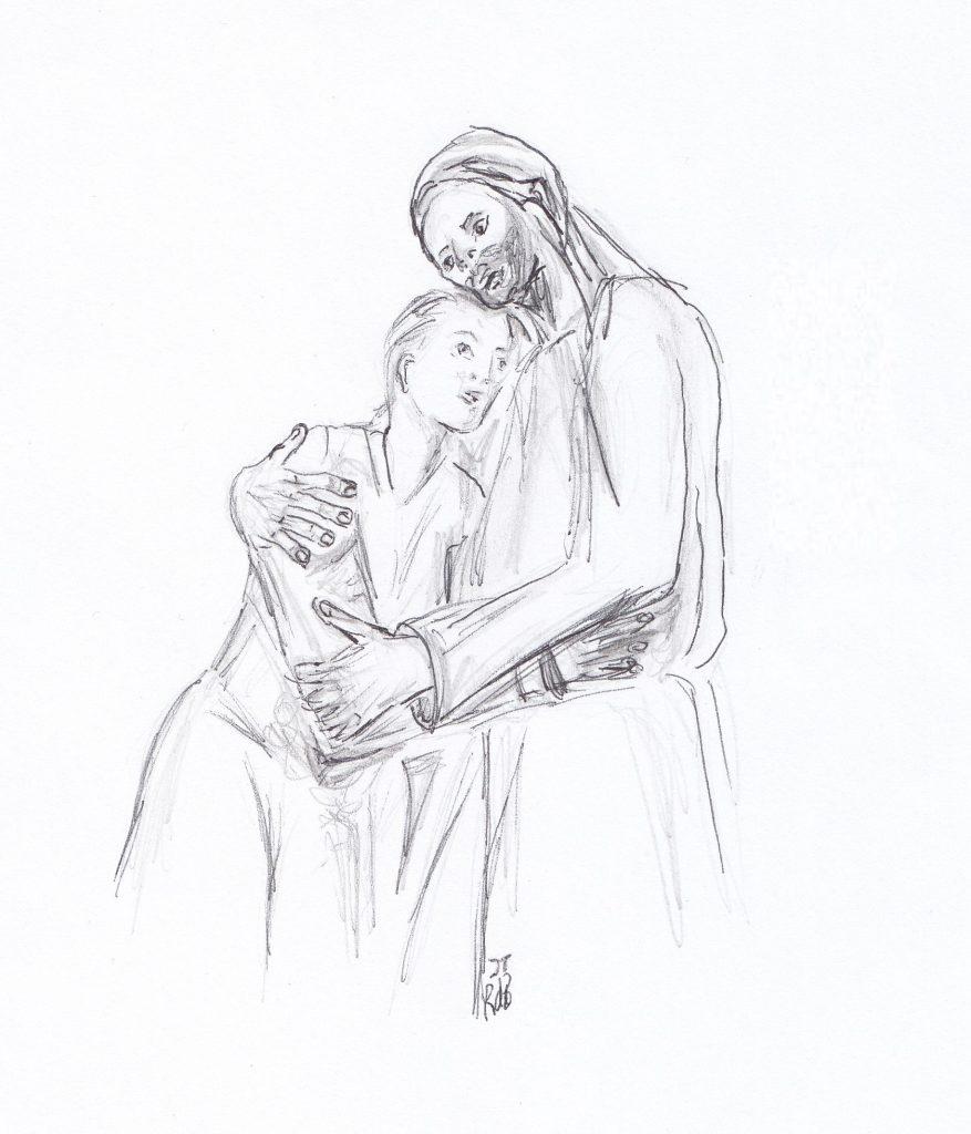 the prodigal daughter, the Poet Tree, jurgen toonen