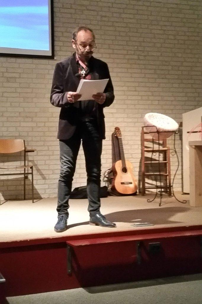 Bob Kalkman night of the psalms 2018